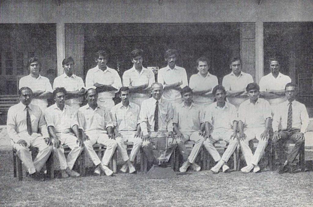 Donovan Andree Trophy winners, 1972-73