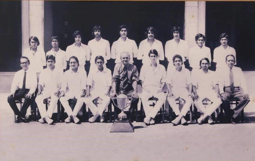 Donovan Andree Trophy winners, 1974-75