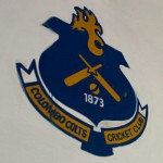 The Colombo Colts CC Logo