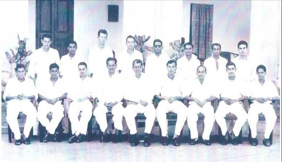 Colombo Colts Cricket Club Tour of India 1957