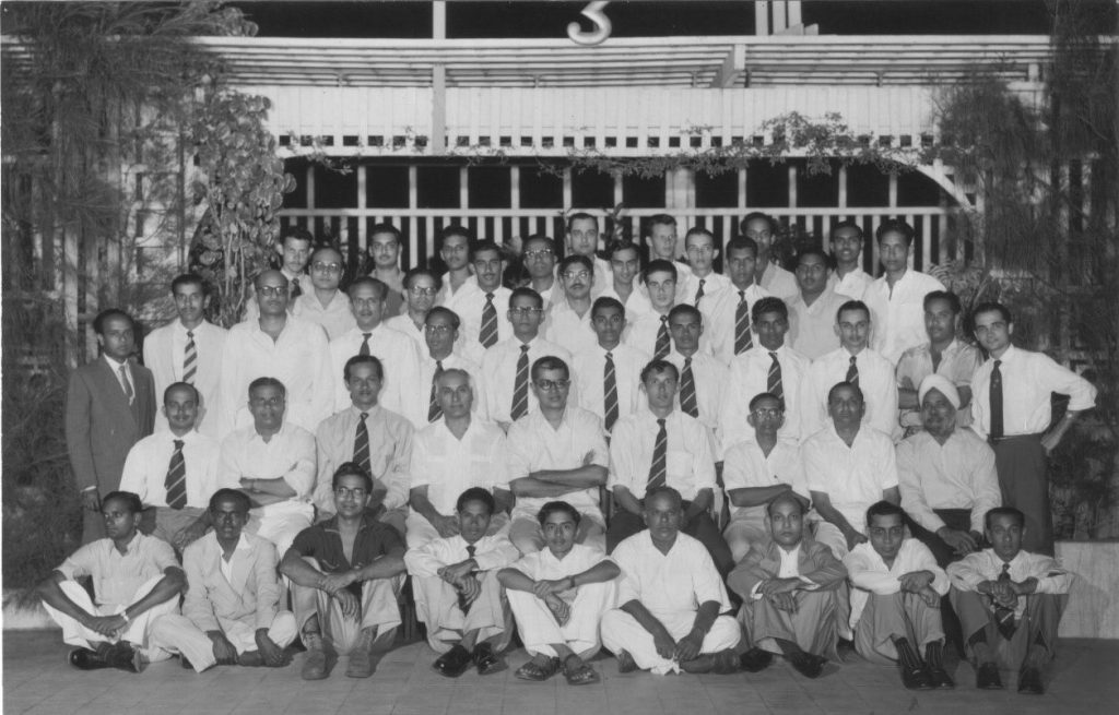 Dinner held by the Madras State Cricket Association